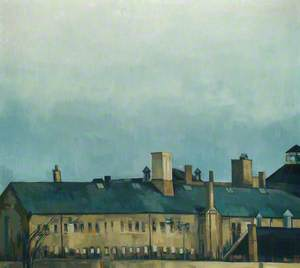 Wandsworth Prison, London