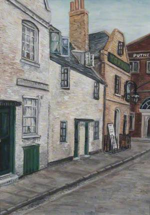 Brewhouse Lane, Putney, London
