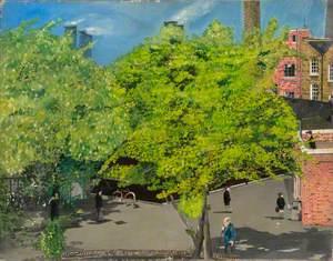 Street Scene, Battersea