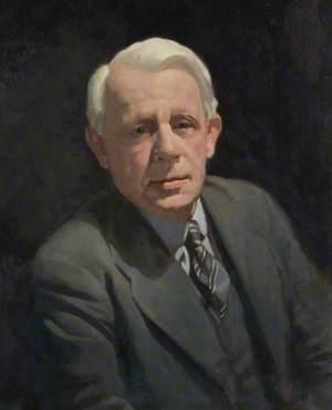 Alderman Sidney Sanders, JP