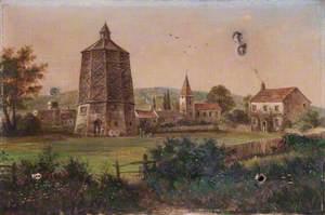Horizontal Mill, Battersea, London