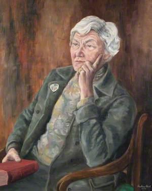 Dame Margaret Miles (1911–1994), CBE, BA, Head of Mayfield, Putney (1952–1973)