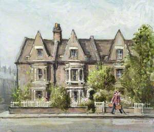 Surrey Villas, Battersea Bridge Road, London