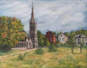 Holy Trinity Church, Roehampton, London