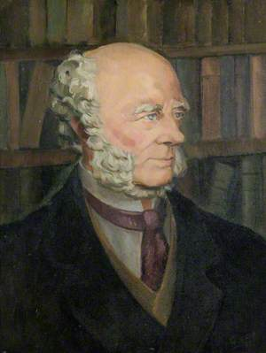 Library Portrait