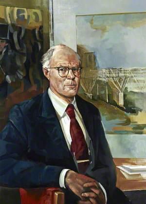Steven Bragg, Vice-Chancellor (1971–1981)