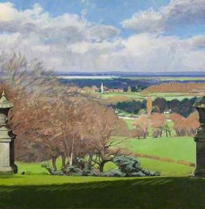 An Extensive View of Runnymede