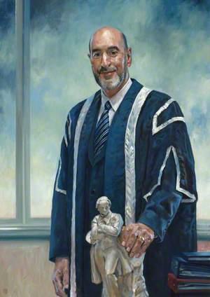 Professor Steven Schwartz, Vice-Chancellor (2002–2006)