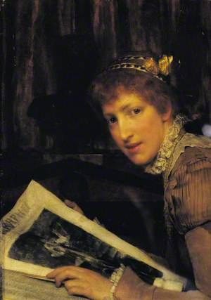 Interrupted – A Type of Feminine Beauty