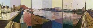 Thames Panorama from Battersea Bridge
