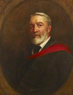 Sir Henry William Allchin (1846–1912), MD, FRCP