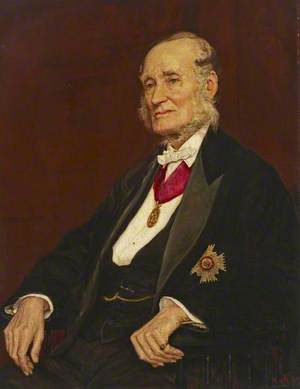 Sir John Rutherford Alcock (1809–1897), KCB