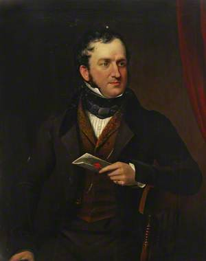 C. W. Hallett, Treasurer