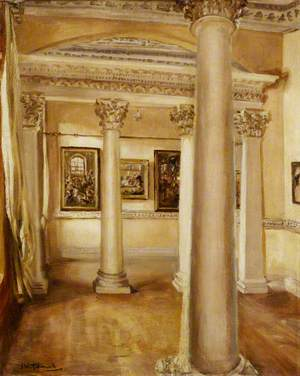 Pillar Drawing Room