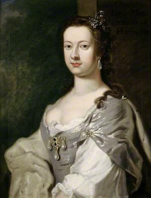 Lady Charlotte Boyle (1731–1754)