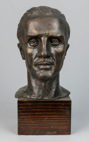 Head of an Unknown Man