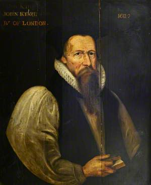 John King (d.1621), Bishop of London (1611–1621)