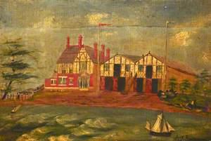 Maynard's Boathouse, Chiswick