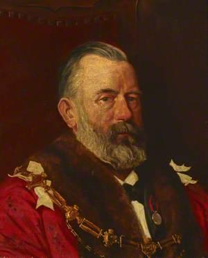Alderman H. C. Green, First Mayor of Ealing