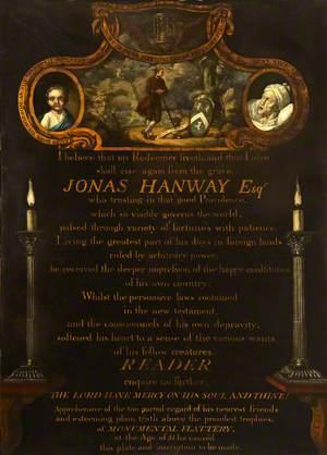 Hanway Epitaph