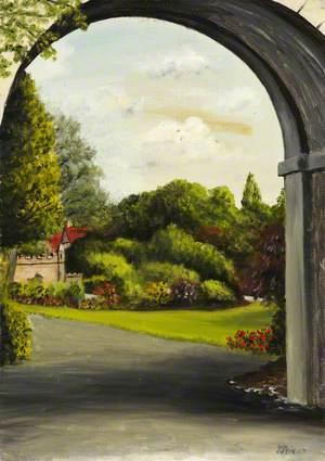 View in Gunnersbury Park