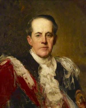George Henry (1840–1915), 5th Earl of Cadogan, KG, JP,  First Mayor of Chelsea (1900–1901)