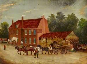 Kensington Road, Halfway House