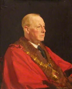 A. J. Allen,  JP