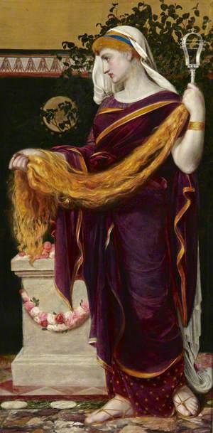 Berenice, Queen of Egypt