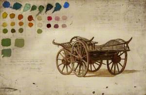Study of a Farm Cart