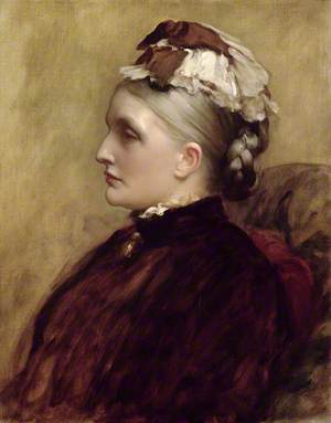 Alexandra Leighton (Mrs Sutherland Orr)