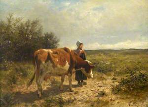 Dutch Milkmaid