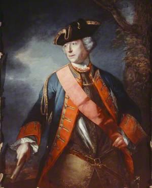 Field Marshal Jean Louis Ligonier (Later Lord Ligonier) (1680–1770)