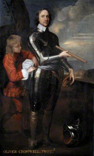 Oliver Cromwell (1599–1658), Lord Protector of England