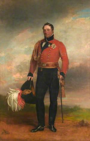 Lieutenant-General Rowland (1772–1842), Lord Hill