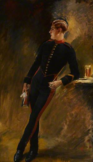 Trooper of Royal Horse Guards, in Walking-Out Dress