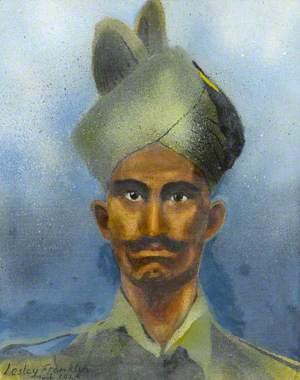 Jemadar Abdul Hafiz (1925–1944), VC, 9th Jat Regiment, 1944