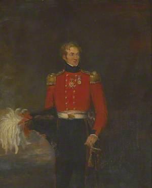 Colonel Sir Richard Llewellyn, 28th Regiment of Foot