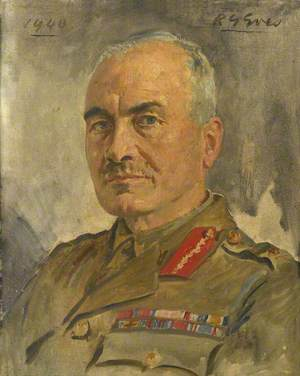 Lieutenant General Sir Ronald Forbes Adam (1885–1982), Bt, c.1940