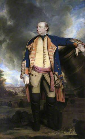 John Manners (1721–1770), Marquess of Granby, c.1763