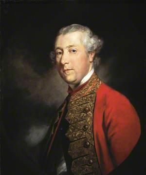 Lieutenant-General (later Field Marshal Sir) George Howard (1718– c.1796), c.1762