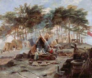 Chobham Camp