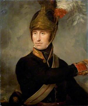Captain William Tyrwhitt Drake, Royal Horse Guards