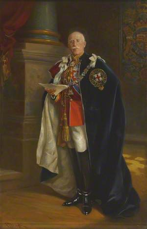 Field Marshal HRH the Duke of Connaught (1850–1942), KG, Grand Prior of the Order of St John of Jerusalem in the British Realm