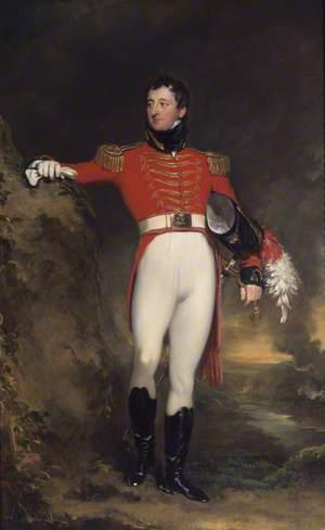 Lieutenant-General William Craven (1770–1825), 1st Earl of Craven