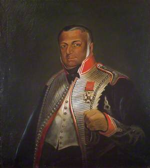 Colonel James Skinner (1778–1841), CB, 1st Regiment of Local Horse