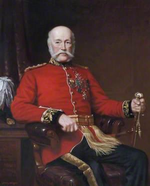 General Joseph Edwin Thackwell (1813–1900), CB