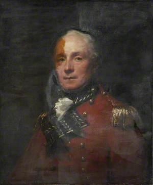 Major William Cunningham, Madras European Infantry