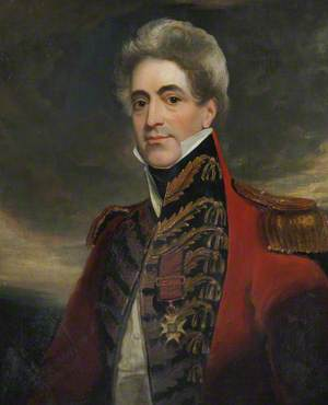 Major-General William Casement (1788–1844), Military Secretary to the Government of India and Member of the Supreme Council