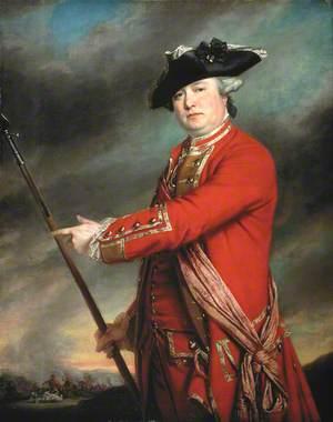 Lieutenant Colonel Francis Smith  (1723–1791), 10th Regiment of Foot, 1764